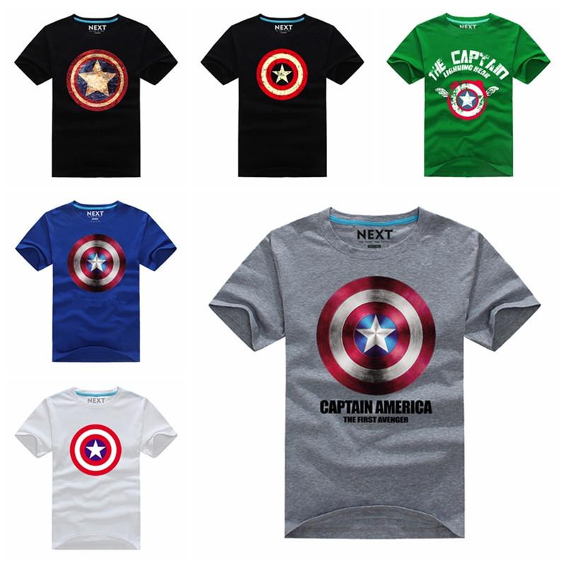 Free-shipping-2015-Fashion-Captain-font-b-America-b-font-font-b-T-b-font-font